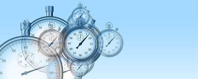 úkol na čas