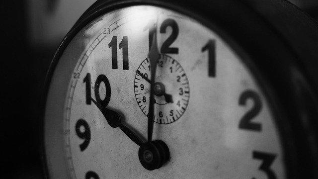 hodiny, záhada